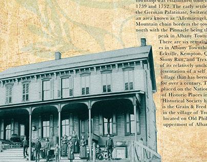 Historical Society Brochure