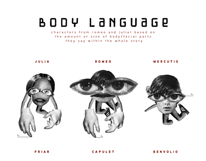 Body language - romeo & juliet