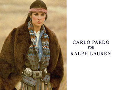 RALPH LAUREN DESIGN PROCESS