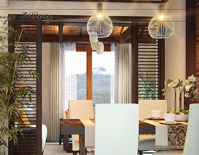 Kembali Coast Condominium (Interior)