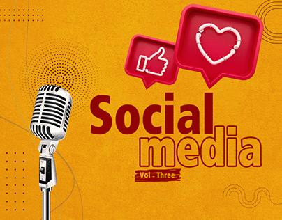 Social Media vol-3