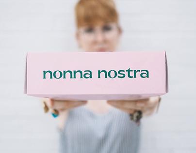 Nonna Nostra | Visual Brand