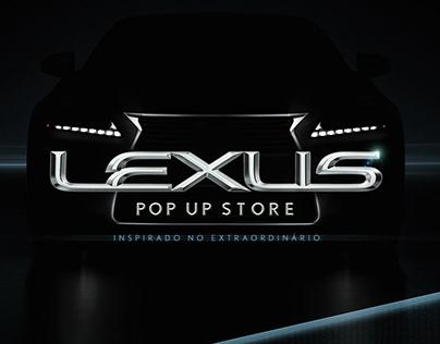 Pop up Store Lexus
