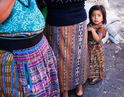 The Long Way Around: Guatemala