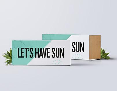 Let's have sun - Panama Sunglasses