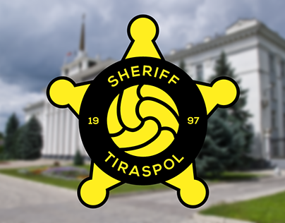 FC Sheriff Tiraspol badge