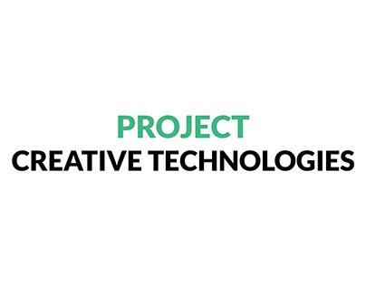 Project Creative Technologies