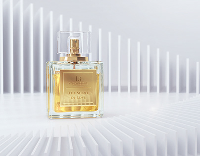Perfume animation