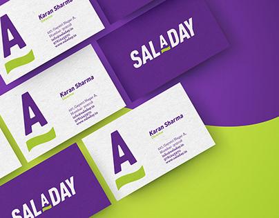 SALADAY | Branding