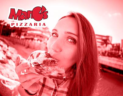 Mídias Sociais - Mano's Pizzaria