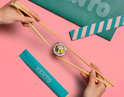 Kento sushi box