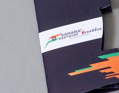 Brochure - Sahara Force India