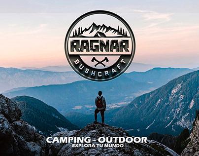 RAGNAR Proyecto marca outdoor/bushcraft