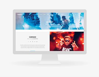 Abroadfest Website