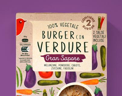 Veggie Burgers - Auchan