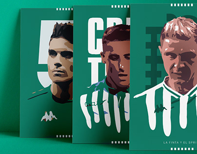 Real Betis Balompié | Posters