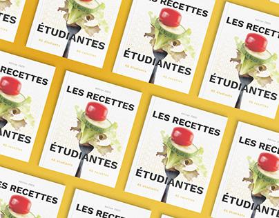 Les recettes étudiantes