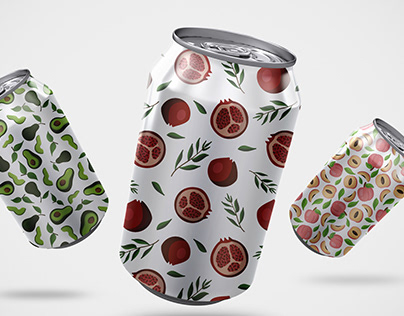 Soda cans design