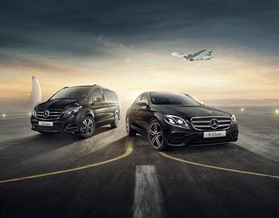 Mercedes Benz & Etihad Airways