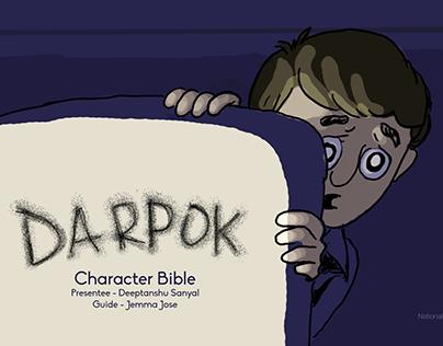 Darpok - Character Bible