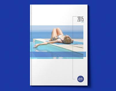 Catálogo 2015 GRE