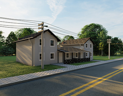 House and Street Design