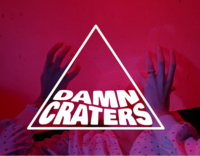 Damn Craters band logo