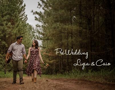 Fotografia   Pré Wedding Lígia e Caio