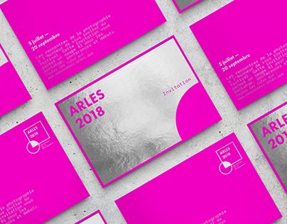 Arles 2018 — Les Rencontres de la Photographie