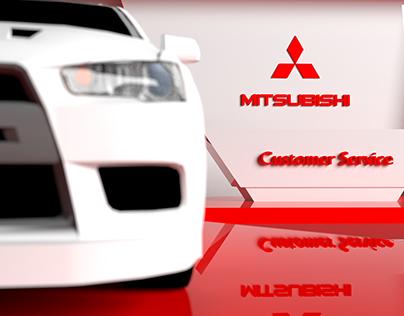 Mitsubishi Exhibition Design