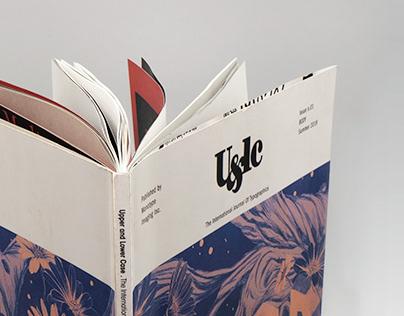U&lc - Magazine redesign