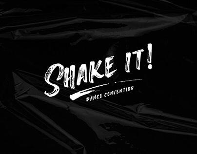 Shake It! Dance Convention: Social Media