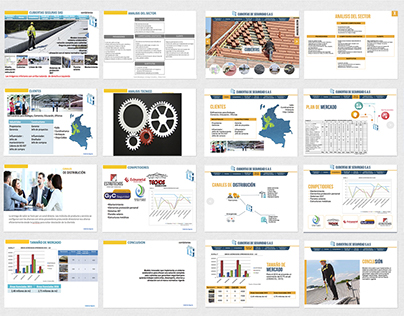 Presentación Tesis / Diseño