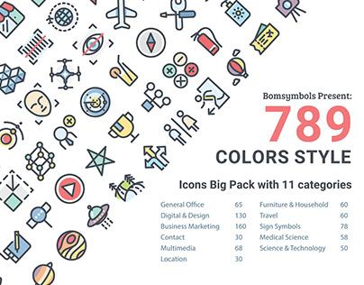 BomSymbols Colors Big Pack