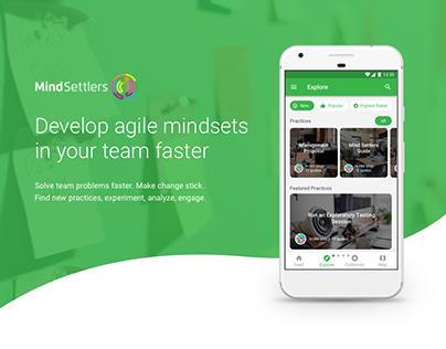 Mind Settlers App