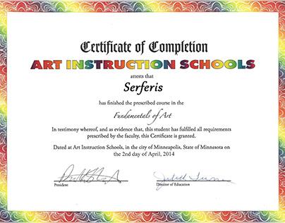 Art Instruction School