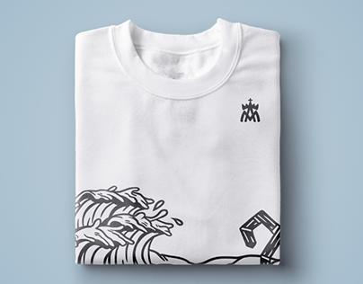 Éxodo Calasanz: Camisas