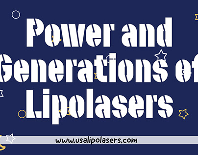 Power and Generations of Lipolasers