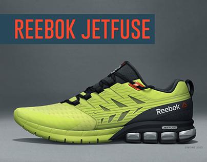 Reebok JetFuse Heel
