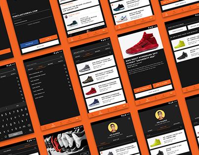 SHOEBOX | UI/UX