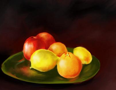 Fruits Study