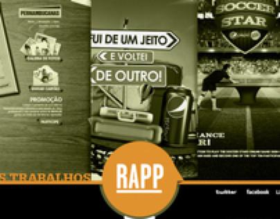 Rapp . Site 2011