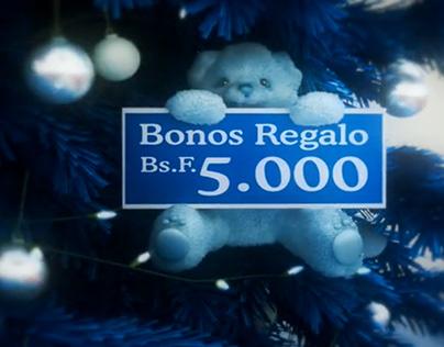 BBVA Banco Provincial - Arbolito   3D Animation