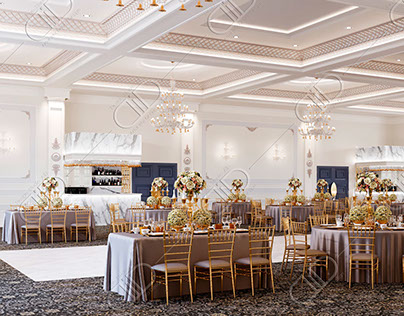 Royal Venetian Banquet Hall