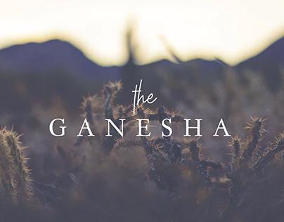 Ganesha - Rediseño de identidad.
