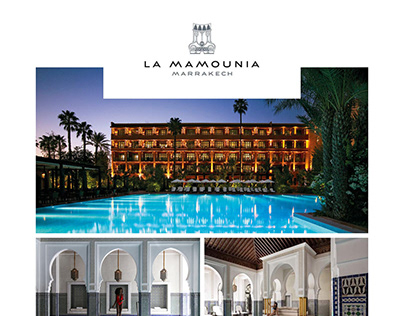 LA MAMOUNIA - Hôtel Marrakech