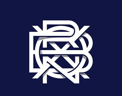 A H Monogram On Behance