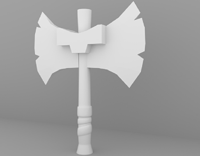 3D work render