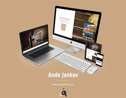 Web Design & Development - Andejankov.com | Web