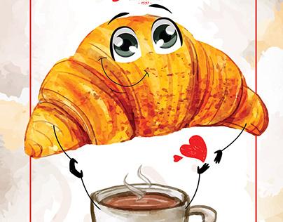 Ligos Croissants Design Ideas